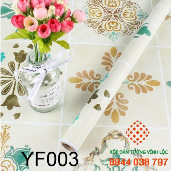 PVC Dán Bếp 61cm x 5m MS YF003