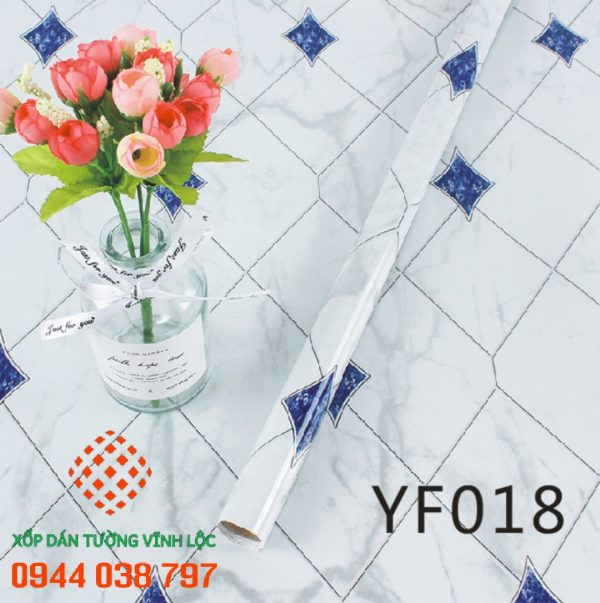 PVC Dán Bếp 61cm x 5m MS YF018