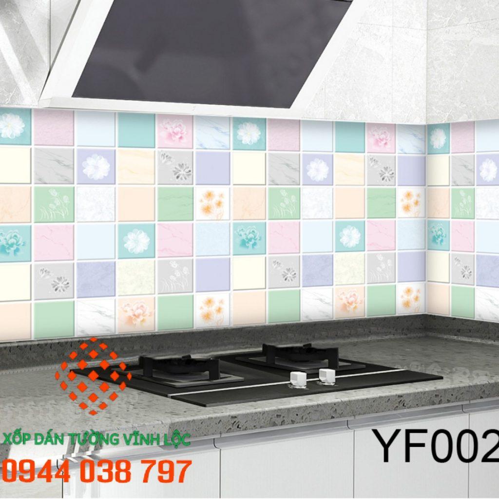 PVC Dán Bếp 61cm x 5m MS YF002